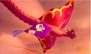 Disney Debuts Second VR Short, <I>A Kite's Tale</I>