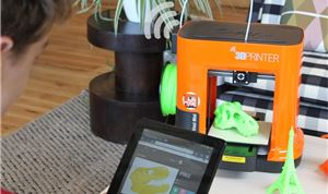 XYZprinting Unveils Low-Cost 3D Printer