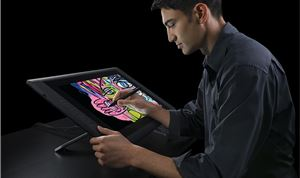 Wacom Offers Entry-Level Cintiq 22