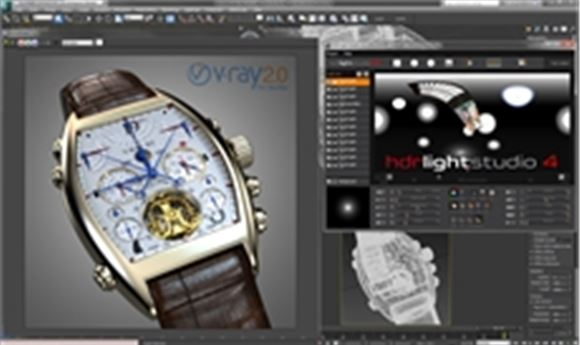 Lightmap HDR Light Studio Arrives for 3ds Max, V-Ray