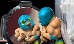 BENT Creates Lucha Libre Legend with TAXI 2