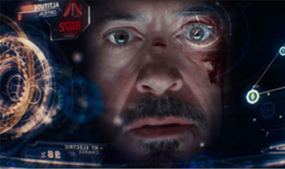 Cantina Creative Gives Iron Man 3 a 'Heads Up'