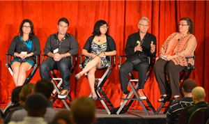 COLLIDER Conference Town Hall Focuses on VFX