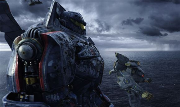 Pacific Rim Previsualization