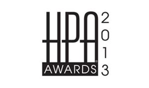 2013 HPA Awards Announce Craft Category Nominees, Special Award Winners
