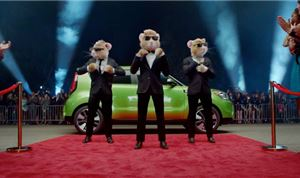 MPC Engineers Big Change for Kia Featuring the Kia Hamsters