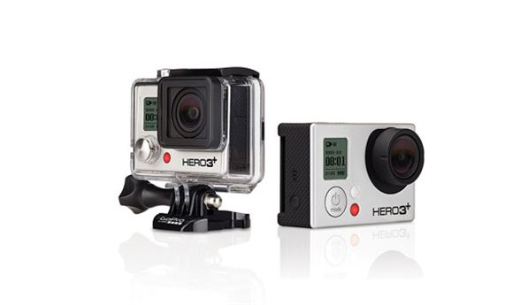 GoPro Launches HERO3+, a Smaller, Lighter Evolution of Its ...