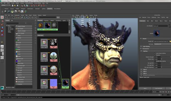 Autodesk Releases Maya LT Extension 1 for Indie, Mobile Game Developers