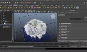 Houdini Engine Plug-ins for Maya, Unity Available for Public Preview
