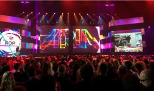 Technical Direction Company (TDC) Provides Video Backdrop for 27th ARIA Awards