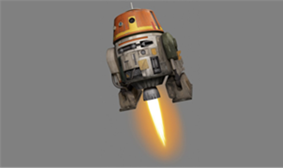 Meet Chopper – The Newest Droid in the Star Wars Universe