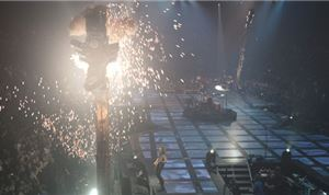 Opus Visual Effects Produced Effects for Metallica: Through the Never