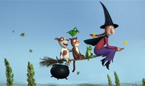 'Room on a Broom' Gets Oscar Nod for Animated Short