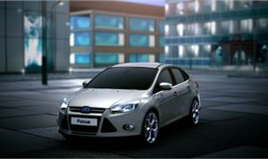 Golden Square Takes 3D Test Drive with New Ford Focus