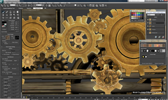 Autodesk Maya and 3ds Max Productivity Reports