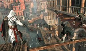 Autodesk HumanIK Middleware Helps Assassin's Creed II Characters Soar