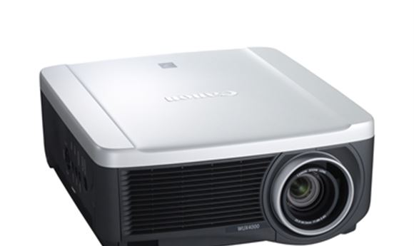 Canon U.S.A. Introduces Its First Installation LCOS Projector