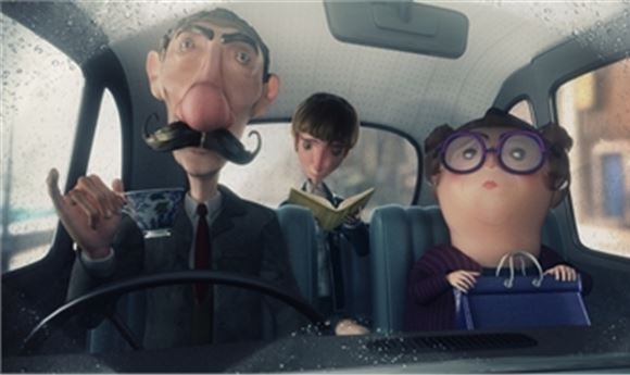 Superfad Creates 3D Animation for Upcoming Chapman Film