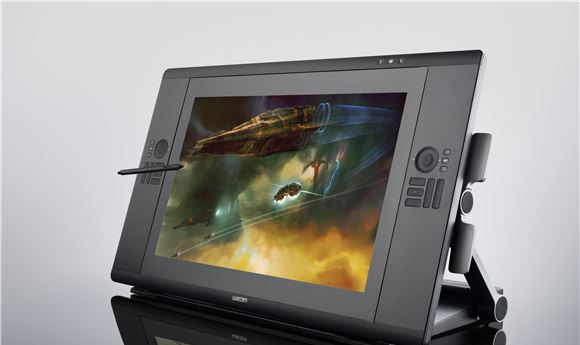 Wacom Launches Cintiq 24HD for Creative Professionals