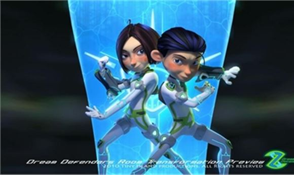 Tiny Island launches Singapore's first stereoscopic-3D CG Animated series 'Dream Defenders'