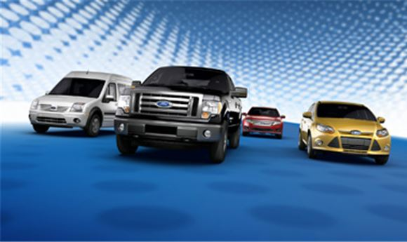 Grace & Wild Studios Provides Stereoscopic 3D Momentum for Ford Fleet Event