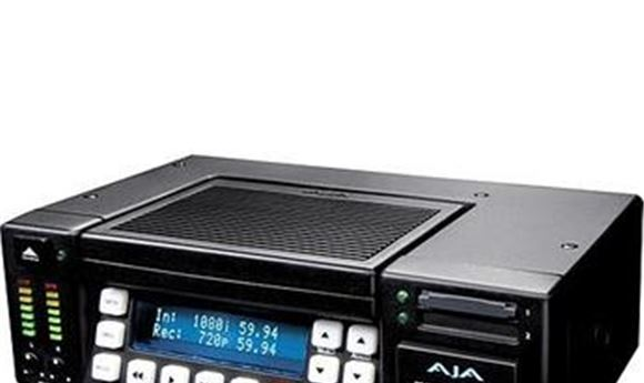AJA Ships Ki Pro Mini Portable Flash Disk Recorder