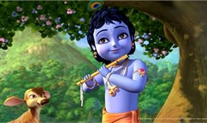 Autodesk Software Breathes Life into Little Krishna