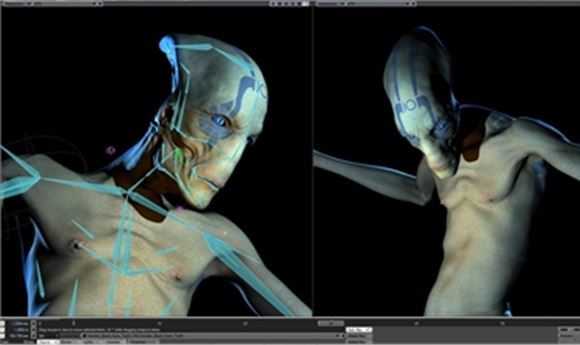NewTek Unveils LightWave 10: Rigging Revealed DVD