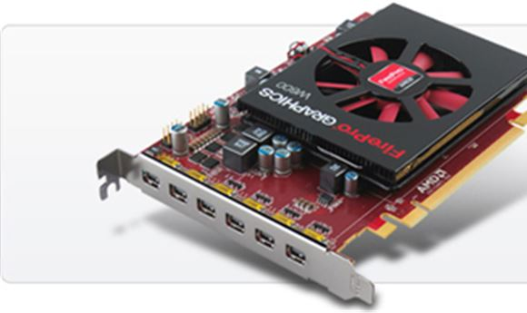AMD Launches Next-Gen FirePro Graphics Card