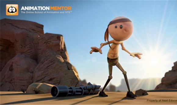 Animation Mentor's New Pipeline & Curriculum