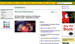 New Exhibit Looks At 'The Art Of Video Games'