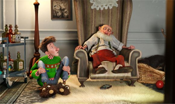 CGI Magic: 'Arthur Christmas'