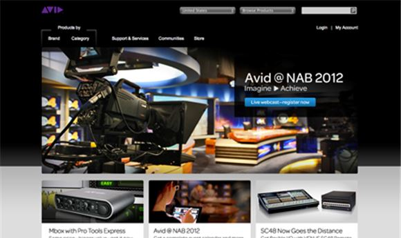 Avid Hosting Webcasts At NAB