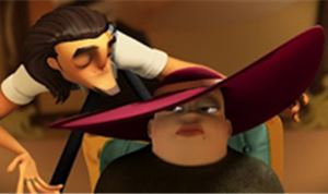 SIGGRAPH 2012: Computer Animation Festival Award Winners