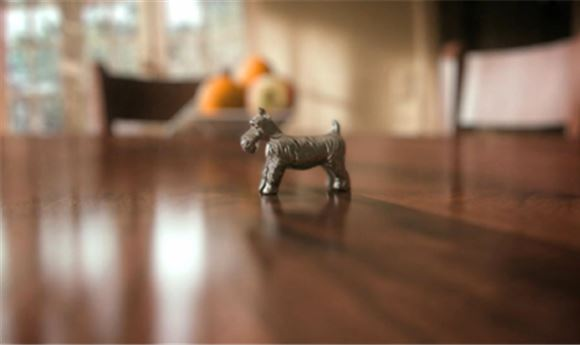 Click 3X Brings Monopoly Dog To Life