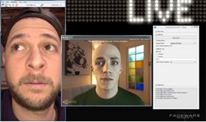 Faceware releases realtime facial mocap solution