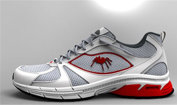 3D CAD for footwear