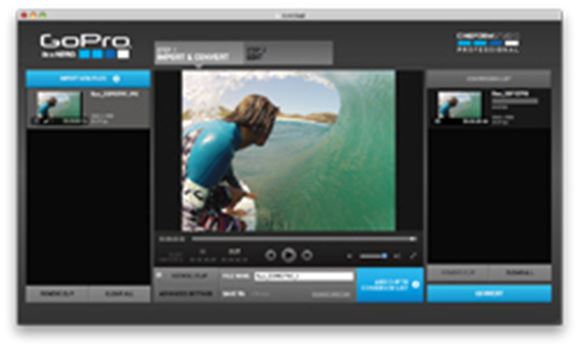 GoPro Releases New Production Software