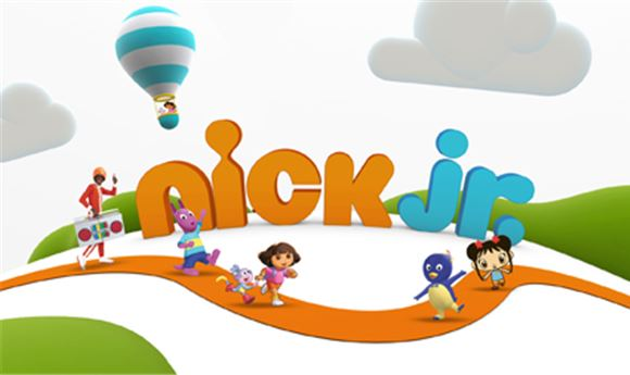 Gretel Helps Rebrand Nick Jr.