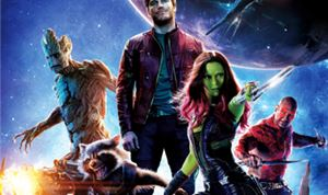 'Guardians Of The Galaxy Vol. 2' To Be Shot In 8K With Red Weapon