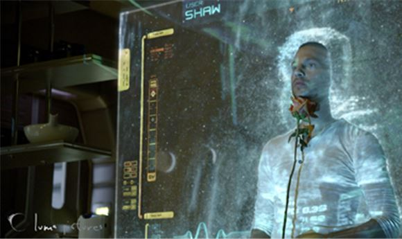 Luma Lends Holographic Impact To 'Prometheus'
