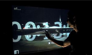 The Mill Touch Panel Combines Technology, Interactivity & Creativity