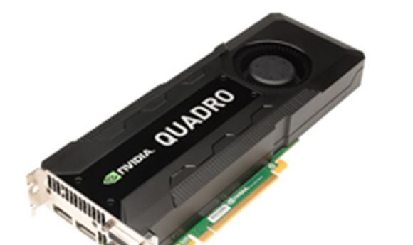 Nvidia's New Quadro K5000 Benefits Mac Users