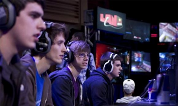 Full Sail Hosts Red Bull LAN Event