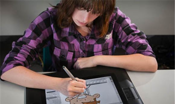 Sheldon High animation students create 'Tea Time' animated short