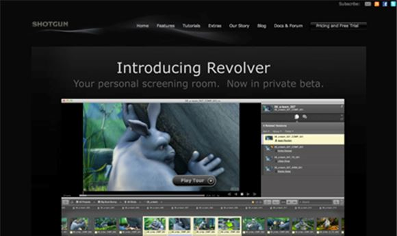 Shotgun & Tweak Create 'Revolver' Review Solution
