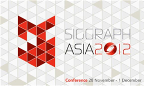 SIGGRAPH Asia 2012 Seeks Computer Animation Festival Submissions