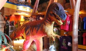 Updating The T-Rex Café At Disney Springs