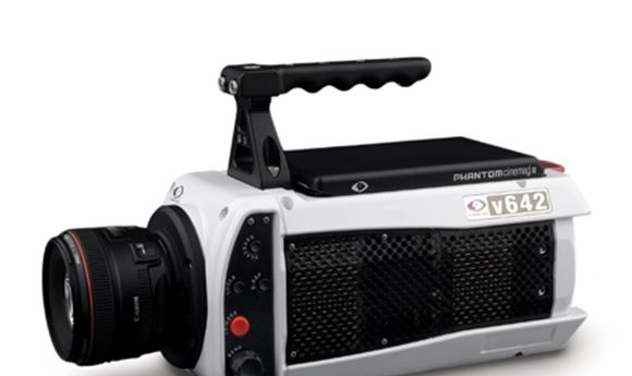 Vision Reseach Launches High-Speed Camera
