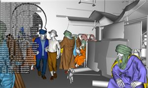 Tintin's Virtual Production Relies On Autodesk Tools